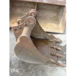Łyżka 60 cm do midi koparki 4 do 8 ton Cat Kubota Yanmar Komatsu JCB